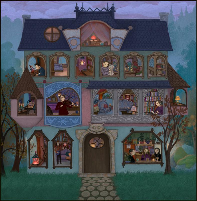 artistshouse