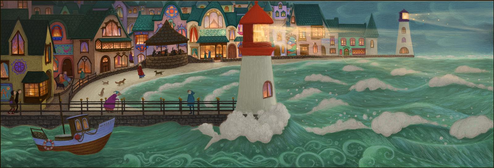 Seaside-Town